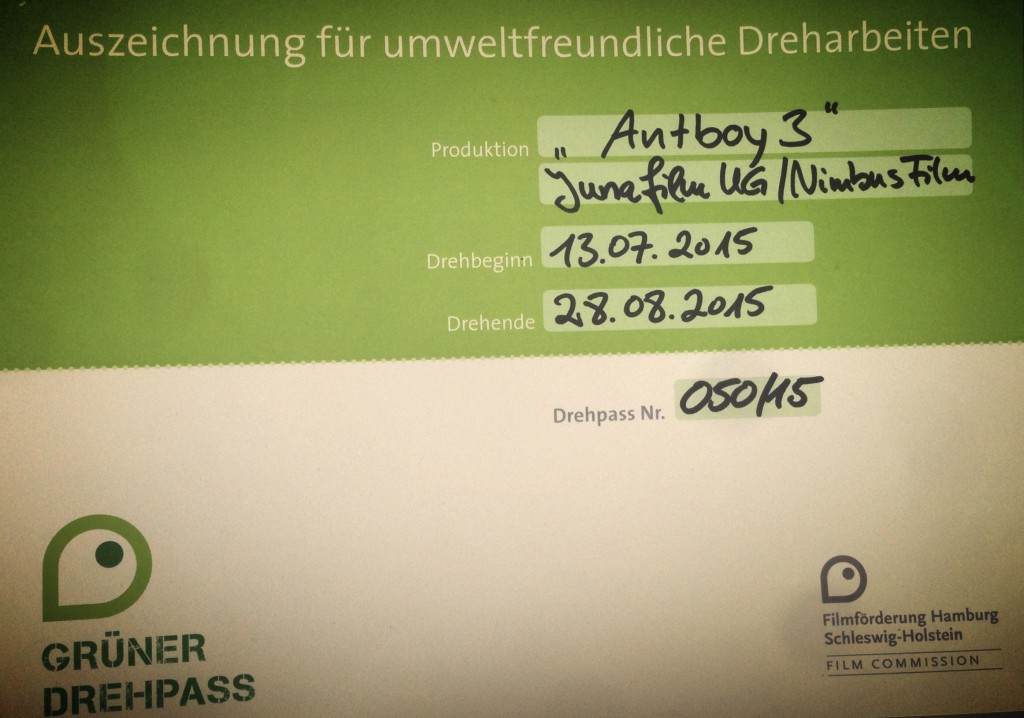 Grüner Drehpass_ Antboy3_Junafilm_Image