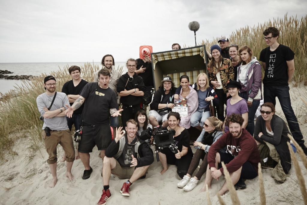 Teamfoto_Strand