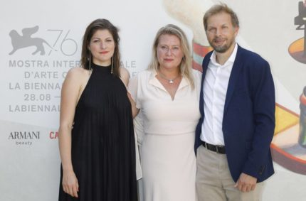 PELICAN BLOOD premiers at Orrizonti – Venice Film Festival 2019